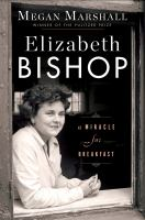 Cover art for Elizabeth Bishop