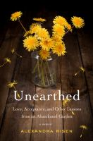 Cover art for Unearthed