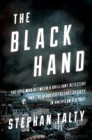 Cover art for The Black Hand