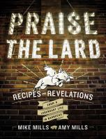 Cover art for Praise the Lard
