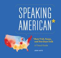 Cover art for Speaking American