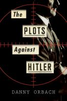 Cover art for The Plots Against Hitler