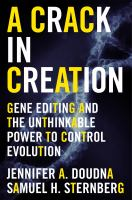 Cover art for A Crack in Creation