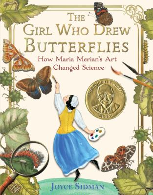 Cover image for The girl who drew butterflies