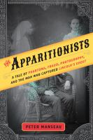 Cover art for The Apparitionists