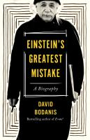 Cover art for Einstein's Greatest Mistakes