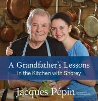 Cover art for A Grandfather's Lessons