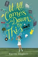 It+all+comes+down+to+this by English, Karen © 2017 (Added: 7/22/17)