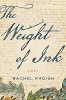 Cover art for The Weight of Ink