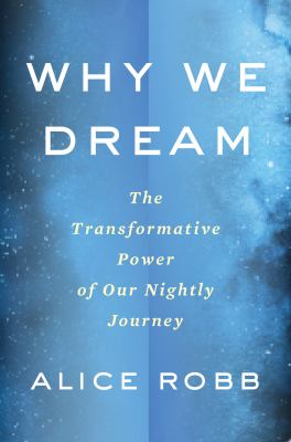 Cover image for Why we dream