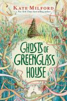 Cover art for Ghosts of Greenglass House