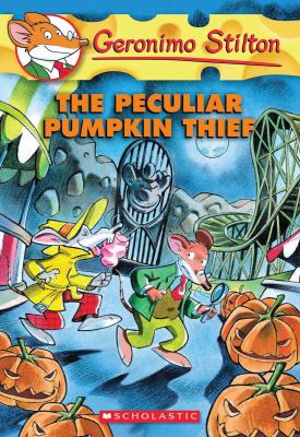 Cover image for The peculiar pumpkin thief