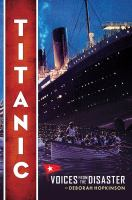 Titanic: Voices from the Disaster book cover