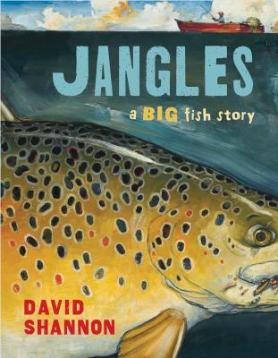 Cover image for Jangles : a big fish story