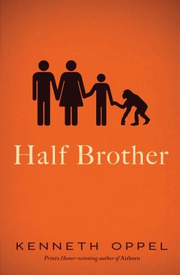 Cover image for Half brother
