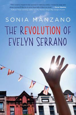 The Revolution of Evelyn Serrano Cover