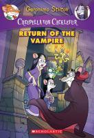 Return+of+the+vampire by Stilton, Geronimo © 2012 (Added: 3/31/16)