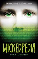 Book cover: Wickedpedia