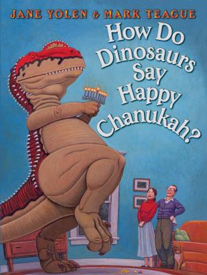Details about How Do Dinosaurs Say Happy Chanukah?