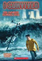 Cover art for I Survived the Japanese Tsunami