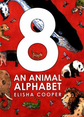 cover of 8: An Animal Alphabet