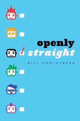 Cover image for Openly straight