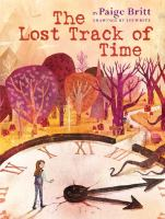"Cover art for ""The Lost Track of Time"""