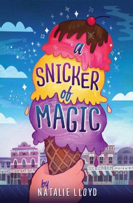 cover of A Snicker of Magic