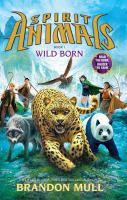 Cover art for Wild Born
