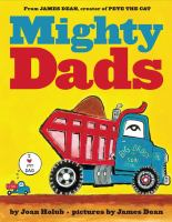 Cover of Mighty Dads by Joan Holub