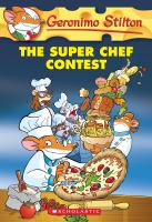 Cover art for The Super Chef Contest