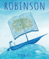 Cover Art for Robinson
