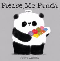 Cover of Please, Mr. Panda