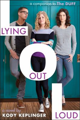 cover of Lying Out Loud: A Companion to the Duff
