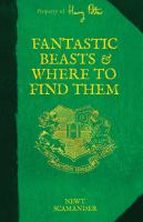 Fantastic+beasts++where+to+find+them by Scamander, Newt © 2017 (Added: 5/18/17)