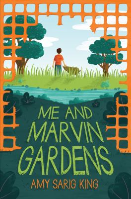 cover of Me and Marvin Gardens