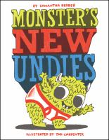 Monsters+new+undies by Berger, Samantha © 2017 (Added: 11/29/17)