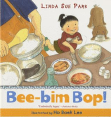 Cover image for Bee-bim bop!