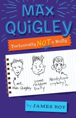 Cover image for Max Quigley