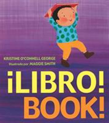 Cover image for ¡Libro! = Book!