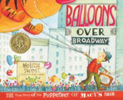 Cover image for Balloons over Broadway