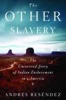 Cover art for The Other Slavery