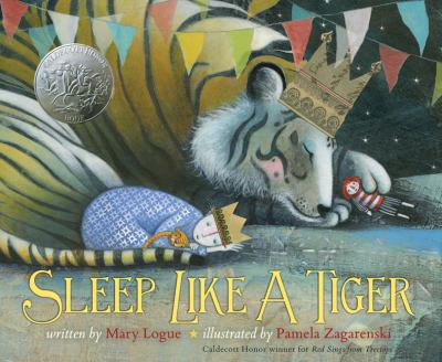 Cover image for Sleep like a tiger 
