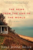Cover art for The News From the End of the World
