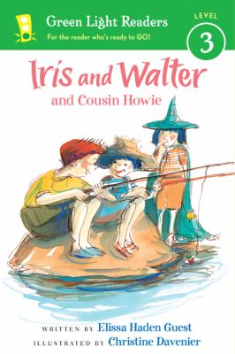 Cover image for Iris and Walter and Cousin Howie