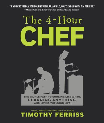 Cover image for The 4-hour chef 