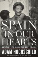 Cover art for Spain in Our Hearts