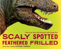 Cover art for Scaly Spotted Feathered Frilled
