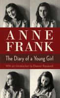 Cover art for The Diary of a Young Girl