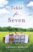 Book cover: Table for Seven